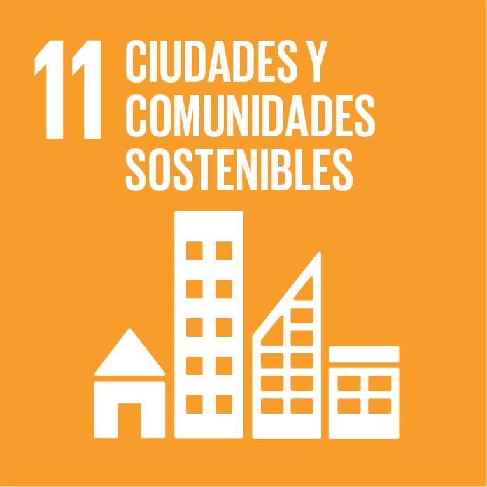 Lograr que las ciudades y los asentamientos humanos sean inclusivos, seguros, resilientes y sostenibles.