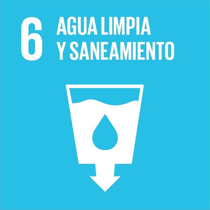 Garantizar la disponibilidad de agua y su gestión sostenible y el saneamiento para todos.