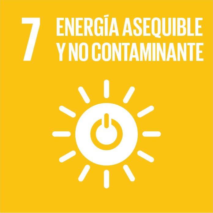 Garantizar el acceso a una energía asequible, segura, sostenible y moderna para todos.
