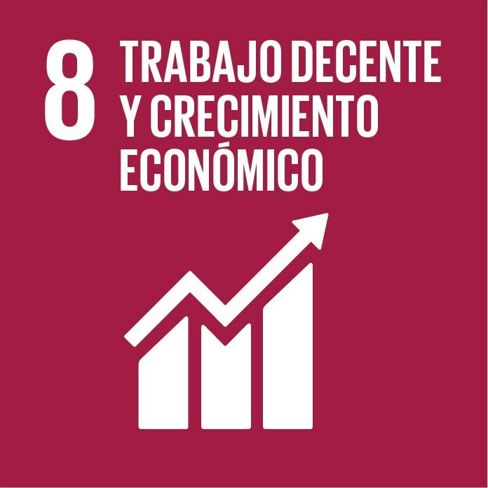 Promover el crecimiento económico sostenido, inclusivo y sostenible, el empleo pleno y productivo y el trabajo decente para todos.